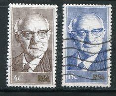 AFRIQUE DU SUD- Y&T N°381 Et 382- Oblitérés - Afrique Du Sud (1961-...)