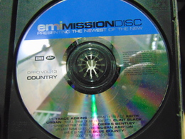 EMI Mission Disc(presenting The Newest Of The New) - Country & Folk