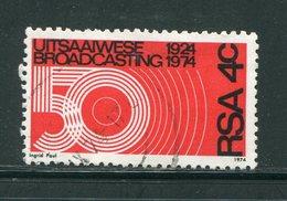 AFRIQUE DU SUD- Y&T N°357- Oblitéré - Afrique Du Sud (1961-...)
