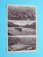 Aussig A. ELBE ( Theodor Ascherl - Nr. 291-1930 ) Anno 1931 ( See / Zie Foto's ) ! - Tchéquie
