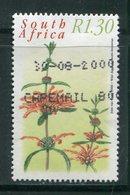 AFRIQUE DU SUD- Y&T N°1114- Oblitéré (fleurs) - Oblitérés