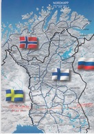 FINLANDE - FROM THE ARTIC CIRCLE TO THE NORTH CAPE - Finland