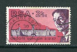 AFRIQUE DU SUD- Y&T N°320- Oblitéré - Oblitérés