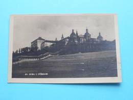 Sv. HORA U PRIBRAMI () Anno 1932 ( See / Zie Foto's ) ! - Tchéquie