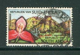 AFRIQUE DU SUD- Y&T N°274- Oblitéré (fleurs) - Oblitérés