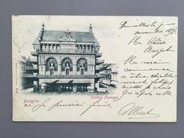 BRUXELLES - BRUSSEL - Théâtre Flamand - 1897 - Monuments, édifices