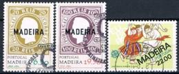 Portugal, 1980/1, # 1454/5, 1522, Used - 1910-... République
