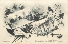 Un Bonjour De PARCEY - Frankrijk