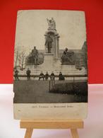 Belgique > Hainaut > Tournai > Monument Bara - Circulé 1909 - Tournai