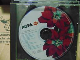 John Gracie Feat. Ken Enman On Guitar -Agfa Promo Disc - Music & Instruments