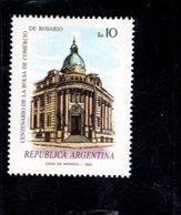 771363635 1984 SCOTT 1471 POSTFRIS  MINT NEVER HINGED EINWANDFREI  (XX) -  ROSARIO STOCK EXCHANGE CENTENARY - Neufs
