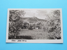 LIBEREC () Anno 1950 ( See / Zie Foto's ) ! - Tchéquie