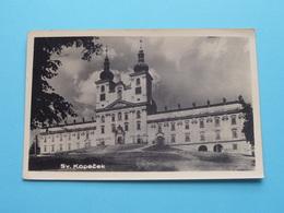 Sv. KOPECEK () Anno 1947 ( See / Zie Foto's ) ! - Tchéquie