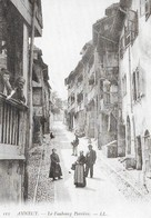 74 Annecy Le Faubourg Perrière (2 Scans) - Annecy