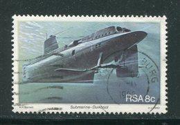 AFRIQUE DU SUD- Y&T N°502- Oblitéré (sous-marins) - Afrique Du Sud (1961-...)