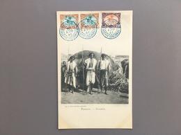 Djibouti - Danakils - 1904 - Djibouti