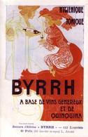 Concours D'affiches BYRRH. 6ème Prix. Illust. De L. ANDRE. Non Circulée. TB état. - Publicité
