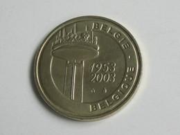 Médaille BELGIQUE-BELGIE - TELEVISION -TELEVISIE 1953-2003  **** EN ACHAT IMMEDIAT **** - Professionnels / De Société