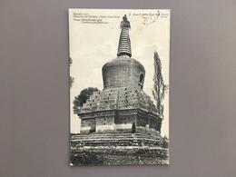 CHINA -Kan-Sou - Kan-Tcheou - Scheut - Tombeau Bouddhique - Stupa - Chine
