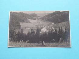 Chlum Svaté Maří ( Format 13 X 8 Cm.) Anno 19?? ( See / Zie Foto's ) ! - Tchéquie