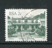 AFRIQUE DU SUD- Y&T N°507- Oblitéré - Afrique Du Sud (1961-...)
