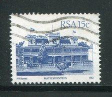 AFRIQUE DU SUD- Y&T N°516- Oblitéré - Afrique Du Sud (1961-...)
