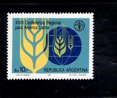 771367907 1984 SCOTT 1472 1473 1474 POSTFRIS  MINT NEVER HINGED EINWANDFREI  (XX) -  THE 18TH FAO REGIONAL CONFERENCE - Neufs