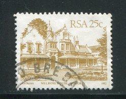 AFRIQUE DU SUD- Y&T N°518- Oblitéré - Afrique Du Sud (1961-...)