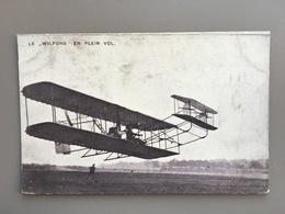 AVIATION - Biplan - Tweedekker - Wilford - ....-1914: Précurseurs