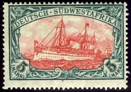 German South West Africa. Michel #32B. Mint. - Colony: German South West Africa