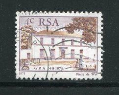 AFRIQUE DU SUD- Y&T N°388- Oblitéré - Afrique Du Sud (1961-...)