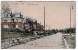 Cpa Carte Postale Ancienne  -  BOITSFORT. Avenue De La Vennerie - Watermael-Boitsfort - Watermaal-Bosvoorde
