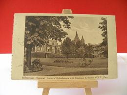 Belgique > Hainaut > Bonsecours > Institut D'hydrothérapie Du Docteur Voet - Circulé 1933 - Belgique