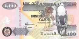 100 Kwacha Sambia 2013 - Sambia