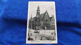 Breslau Rathaus Poland - Polonia