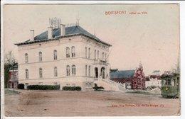 Cpa Carte Postale Ancienne  - Boitsfort Hotel De Ville - Watermael-Boitsfort - Watermaal-Bosvoorde