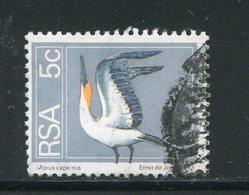 AFRIQUE DU SUD- Y&T N°363- Oblitéré (oiseaux) - Afrique Du Sud (1961-...)
