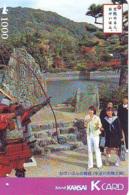 Télécarte Japon *  TIR A L'ARC * ARCHERY * Handboogschieten * Bogenschießen (747) SAGITTARIUS BOOGSCHIETEN * TK JAPAN - Sport