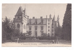 Château Des Issards, Autry-Issards, Collection Des Châteaux De L'Allier, Bourgeois Frères N° 2 - France