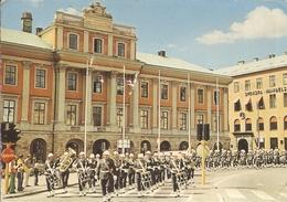 04/Fg/19 - SVEZIA - STOCKOLM: CAMBIO DELLA GUARDIA - Svezia