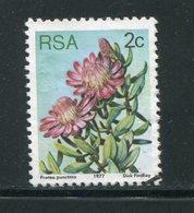 AFRIQUE DU SUD- Y&T N°417- Oblitéré (fleurs) - Afrique Du Sud (1961-...)