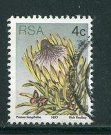 AFRIQUE DU SUD- Y&T N°419- Oblitéré (fleurs) - Afrique Du Sud (1961-...)
