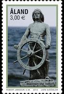 Aland Finland 357  Marin Pêcheur, Poisson, Bateau - Métiers