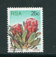 AFRIQUE DU SUD- Y&T N°428- Oblitéré (fleurs) - Afrique Du Sud (1961-...)