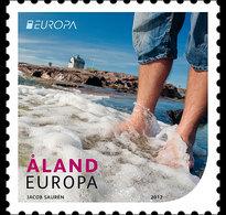 Aland Finland 358 Europa , Vacances - Europa-CEPT
