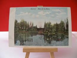 Belgique > Hainaut > Tournai > Parc De La Reine - Circulé 1908 - Charleroi