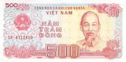 500 Dong Vietnam 1988 - Vietnam