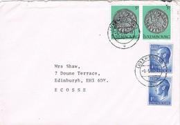 32777. Carta LUXEMBOURG 1980. Signature LORD Alexander Jhon Mckenzie Stuart, Autografo - Luxemburgo