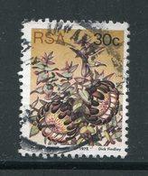 AFRIQUE DU SUD- Y&T N°429- Oblitéré (fleurs) - Afrique Du Sud (1961-...)