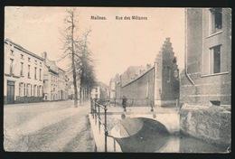 MECHELEN    RUE DES MELANES - Mechelen